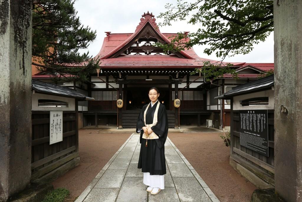 TEMPLE HOTEL 高山善光寺で、お寺をもっと身近にしたい。