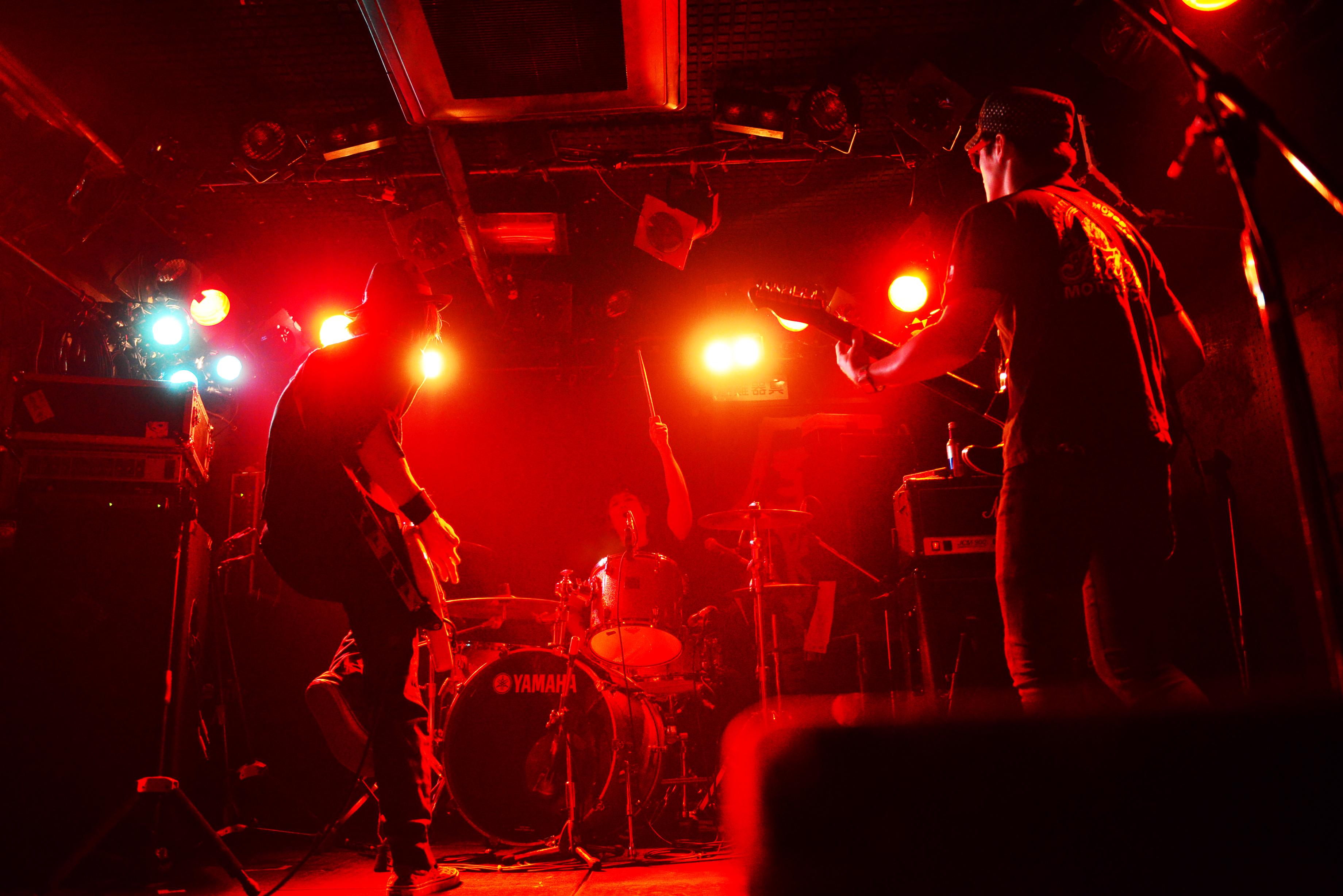 『クンニダイスキーズ』バンド界の実在する伝説、LIVE DVD制作プロジェクト