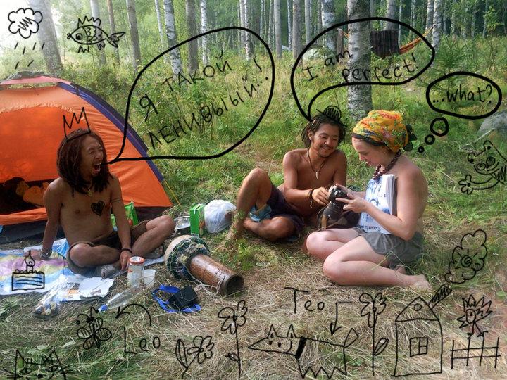 サイやキリンの側で暮らせる楽園探しの旅を、新カメラと共にさせてくだサイ!