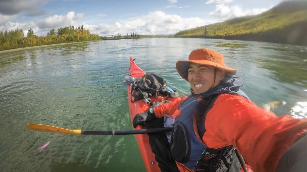 ドキュメンタリーを製作し自然と暮らしを守る!北米3000kmユーコン川カヌーの旅