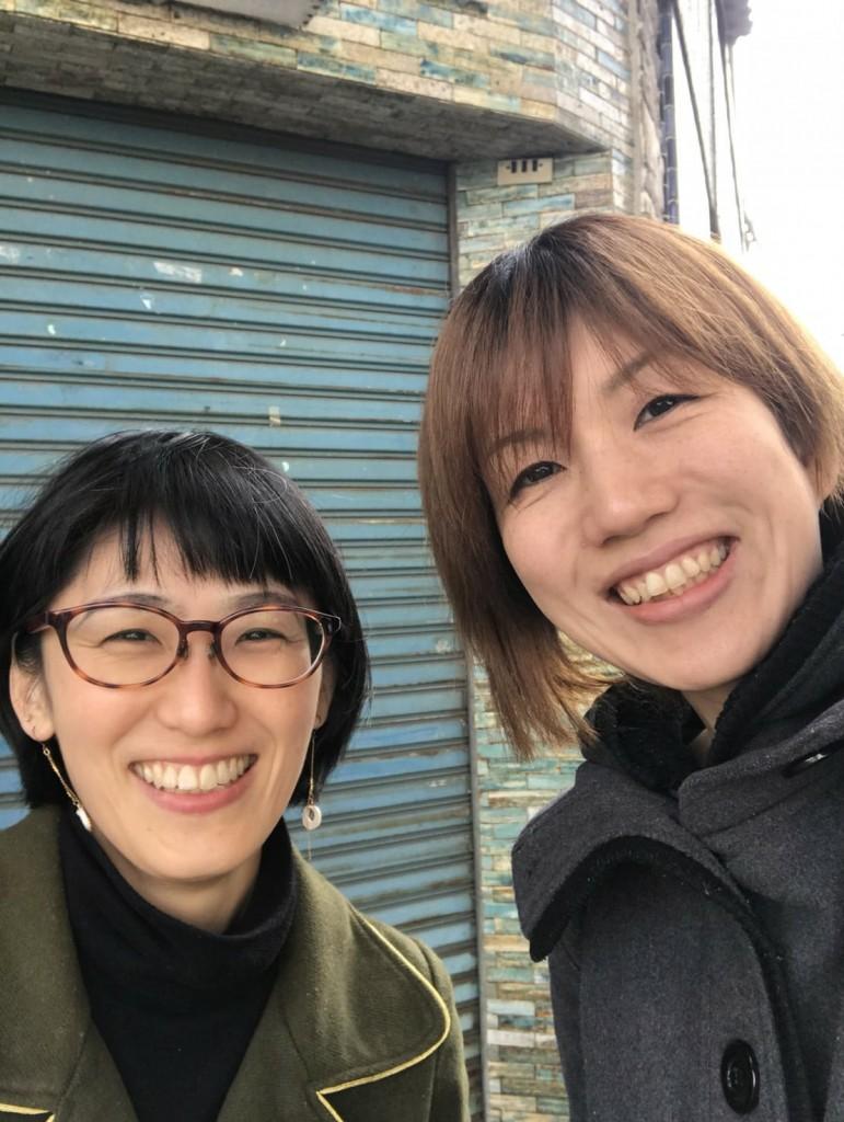 福岡県直方駅前商店街の一角に『まちとひとを繋ぐ場』をつくりたい