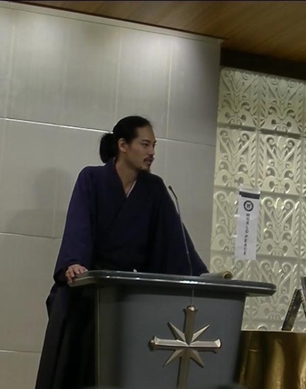 武士道精神を世界へ~世界中を周り、元来の日本人の持つ精神を広めたい~