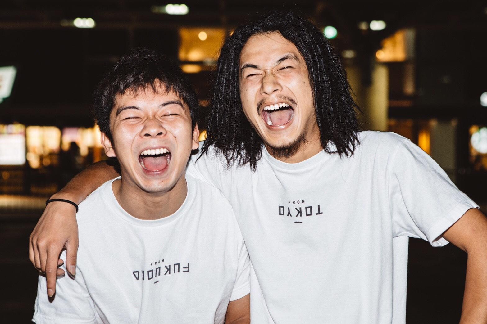 【関東】個性がない?日本人全員がもつ個性をプリントした出身地Tシャツを作りたい
