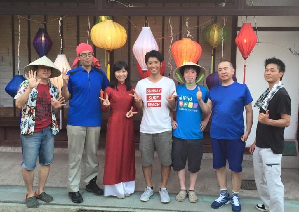 竜宮城はベトナムに…「ベトナム・ランタンまつりinなめりかわ」の応援者募集!