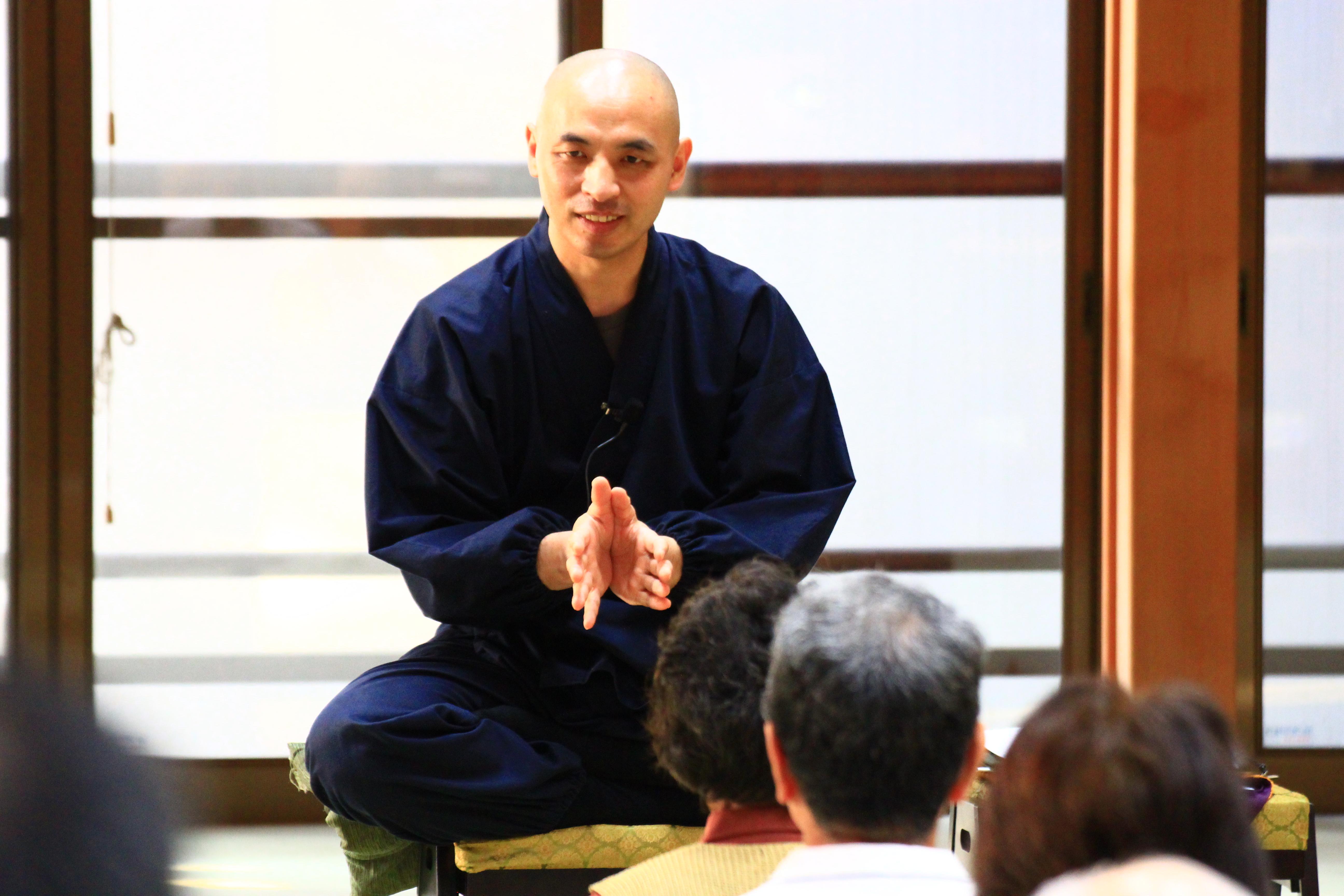 心地よい坐禅で健康に!「安楽坐禅法」を勧める「zafuざふ」製作プロジェクト