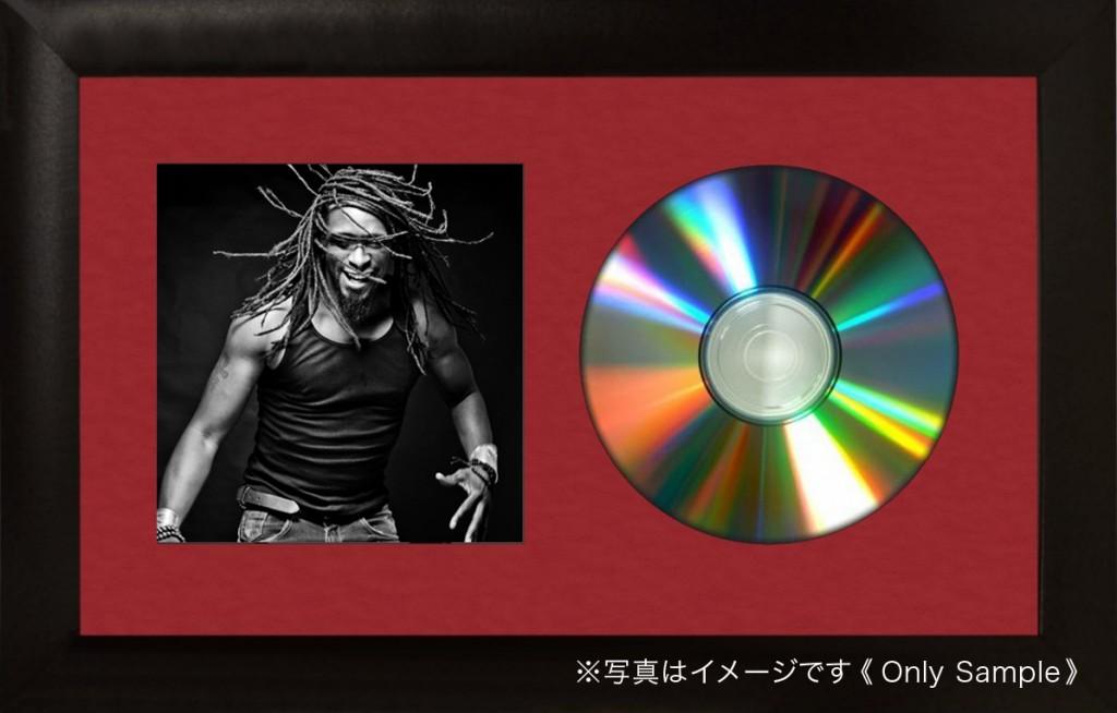 Keithアルバム「LEVELS」日本限定版!特別CDフレームをプレゼントしたい
