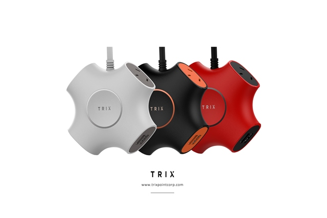 とにかくカッコいい電源タップが欲しい!見た目重視のOAタップ「TRIX」