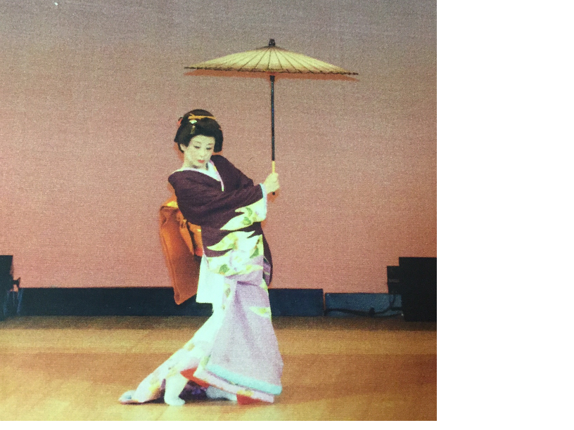 ゆう香&あい香 遂に屋形船 江戸と昭和コラボクルーズ記念舞踏ショープロジェクト