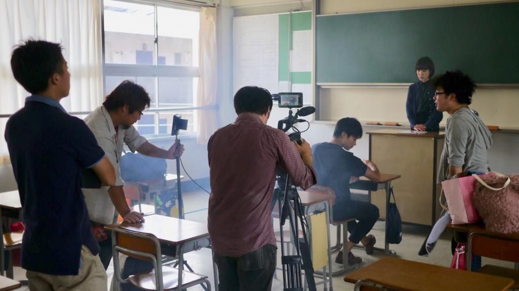 福岡-九州から世界に!長編映画「翔べない鳥も空を見る。」製作費ご支援のお願い