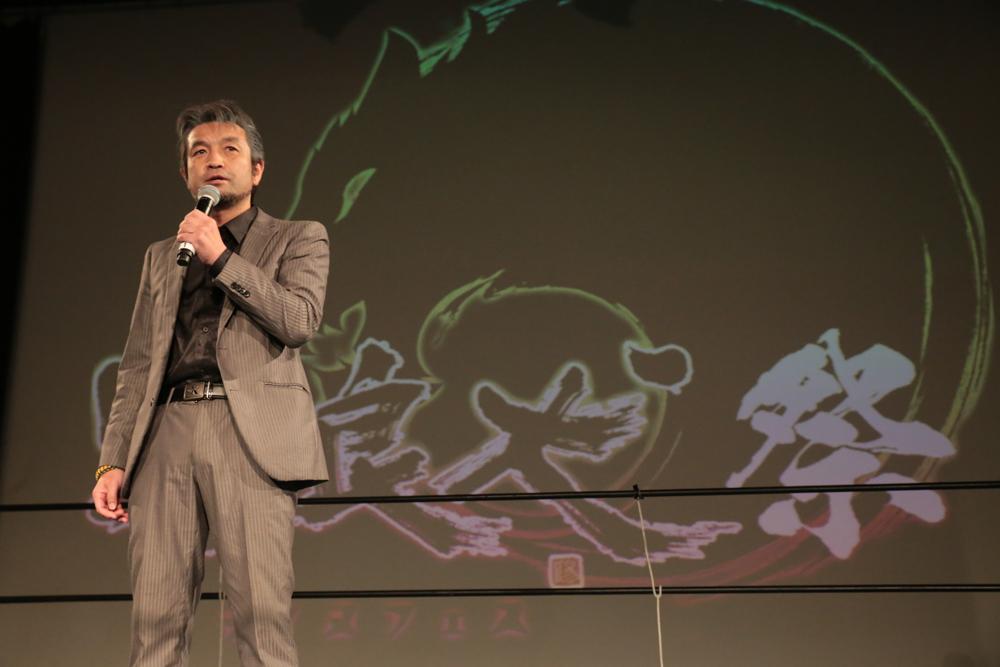野良犬祭2で「森井洋介選手VS挑戦者X」のエキシビション・マッチを開催したい!