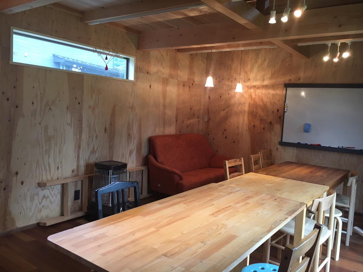 子どもたちのための長野県北八ヶ岳の寺子屋にトイレを作りたい!