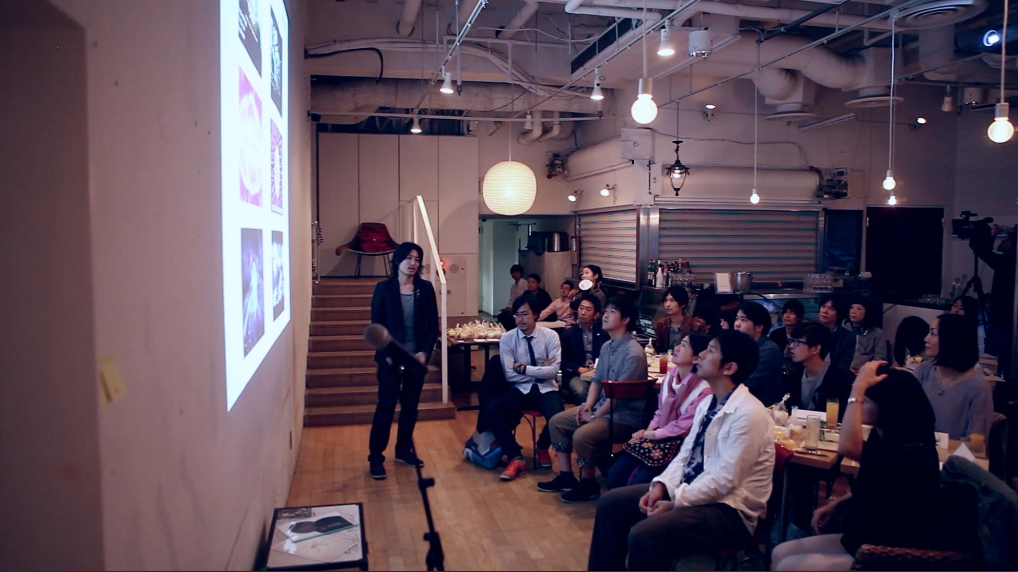 渋谷に挑戦する人の活動を加速させる場(バー)を創ります!