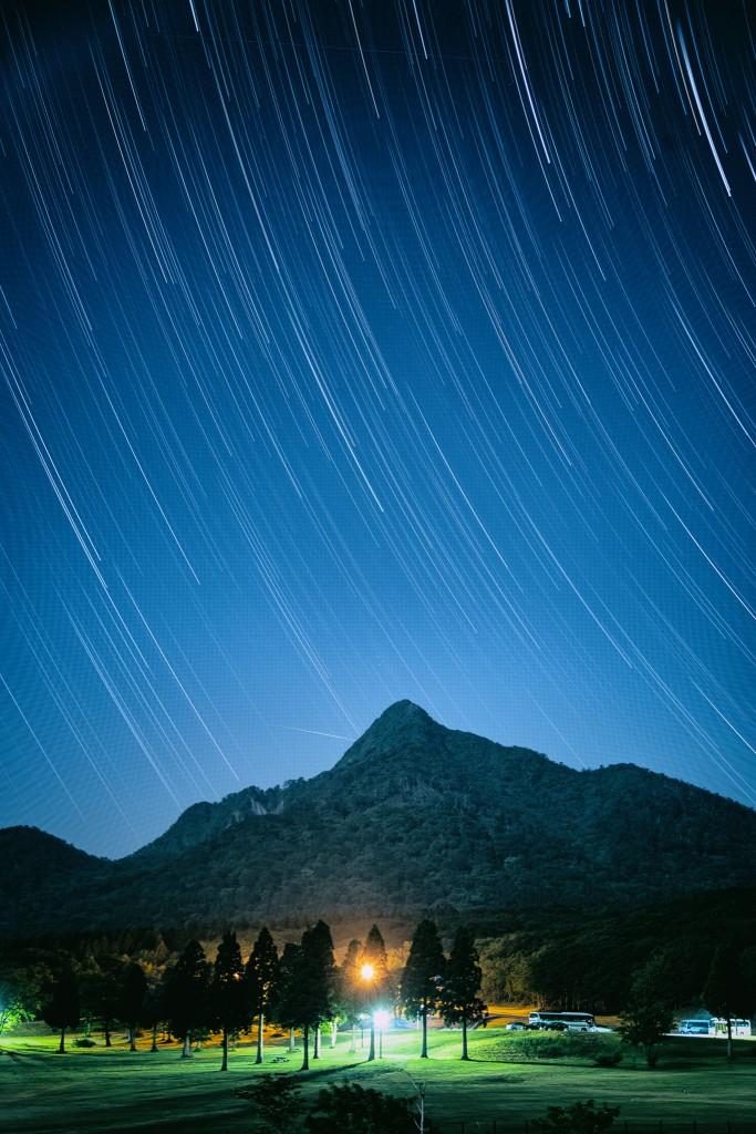 鳥取の日本一美しい星空を広める為に写真展を開きたい