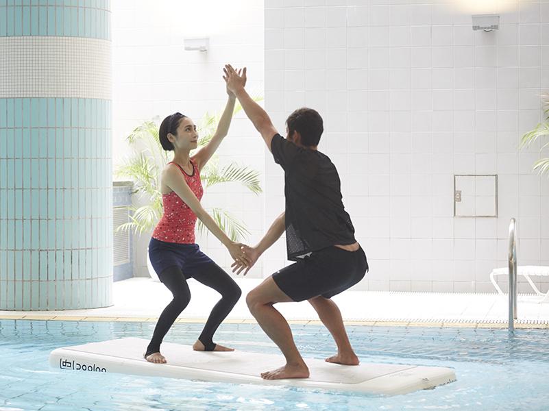 """服装も楽しみ方も自由な""""世界一おもしろいプール""""から日本中のプールを変えます!"""